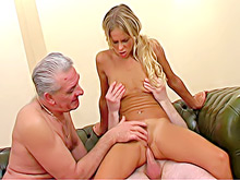 Sex with old men porn